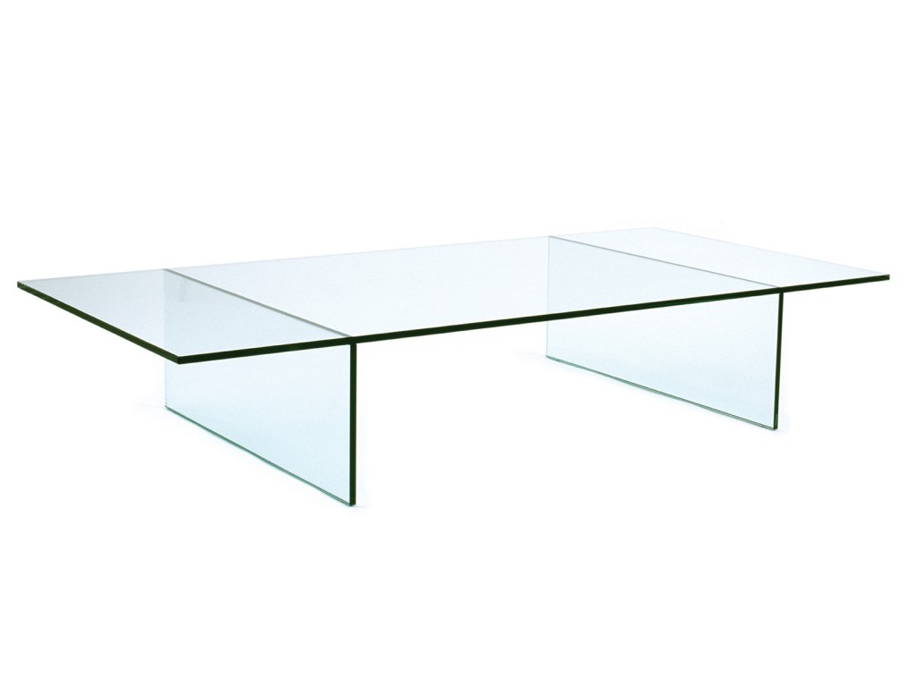 A detailed look at our beautiful glass coffee table collection One piece glass coffee table