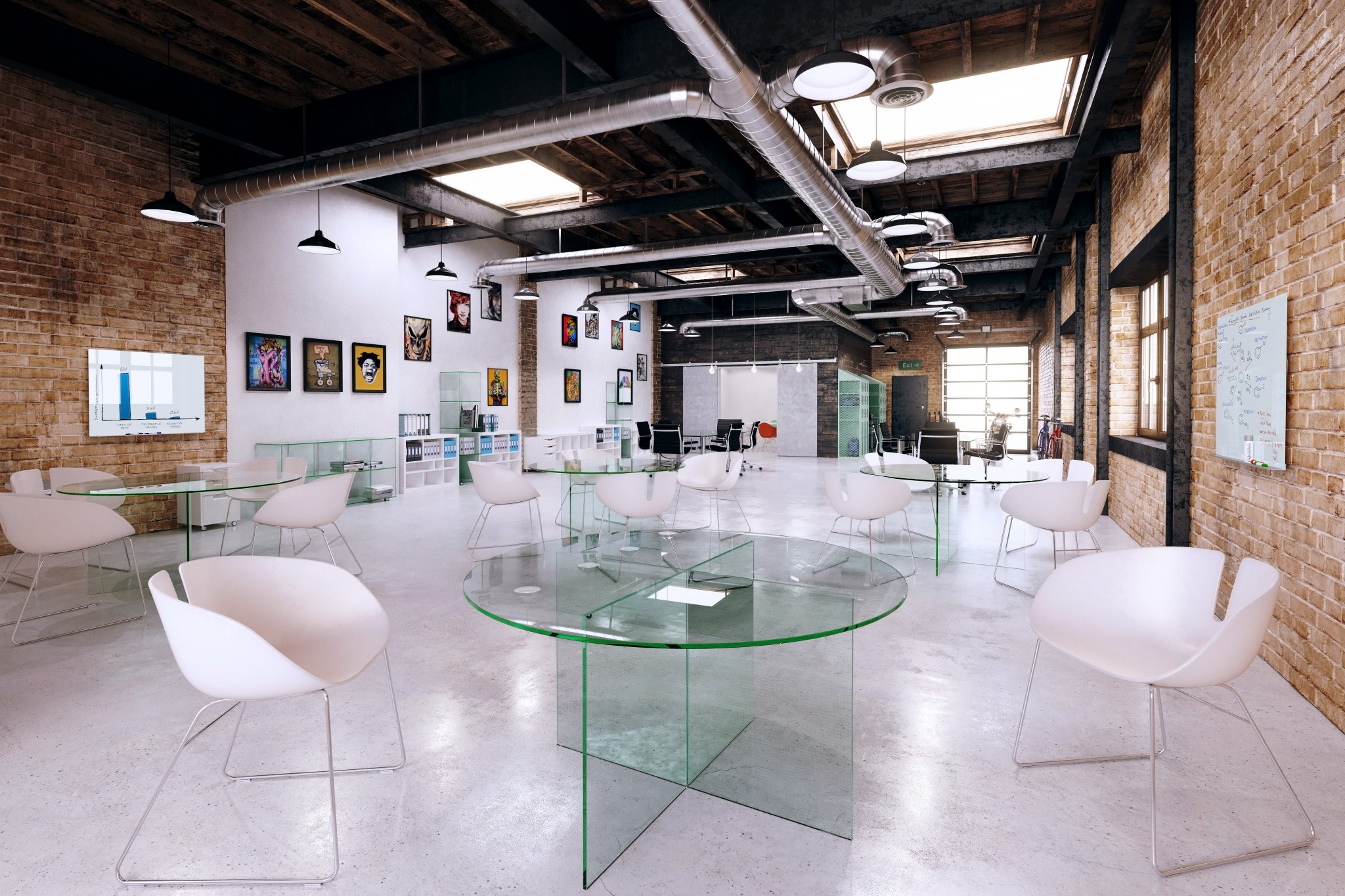 7 ways bespoke glass furniture can improve your office Bespoke glass furniture