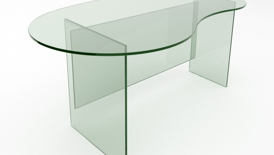 What does your choice of Glasslab glass desk say about your personality?
