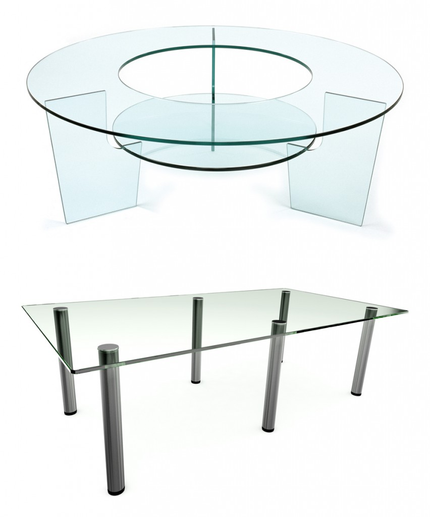 Bespoke glass office furniture Bespoke glass furniture