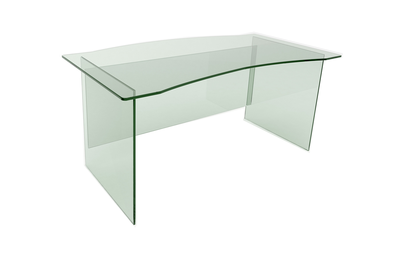 Glasslab Stunning Glass Office Furniture