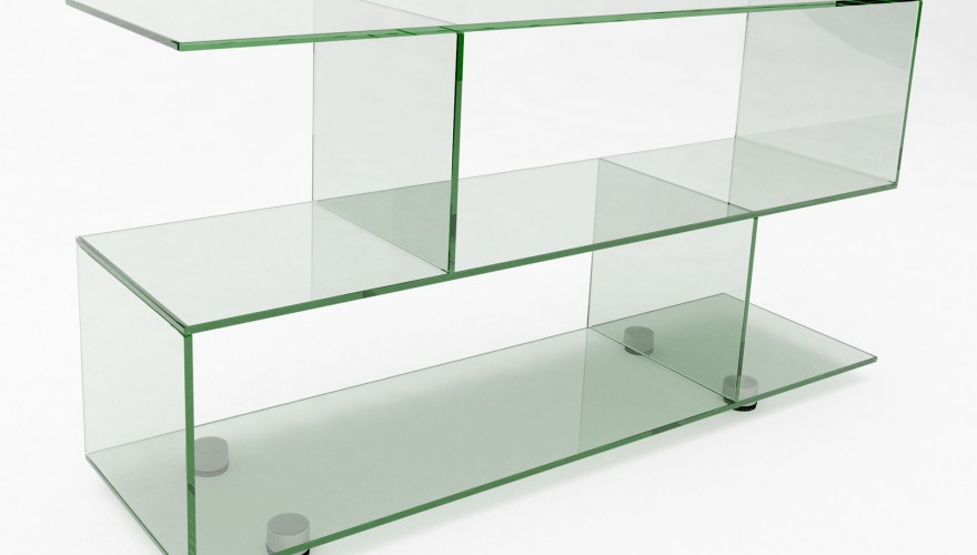 The Glasslab Shelving Range In Detail: From Ossa To Lissi