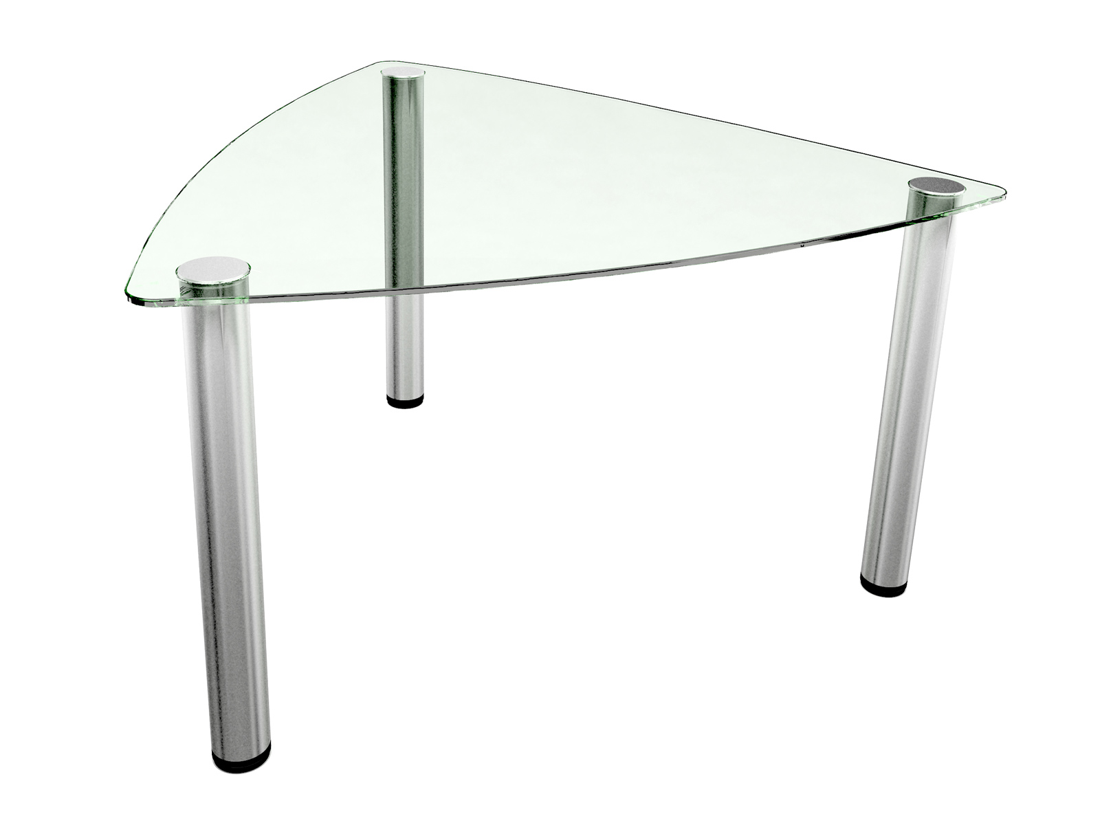 Verno Glass Meeting Table
