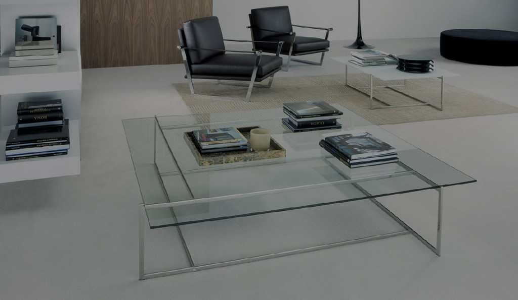 GlassLab Coffee Tables