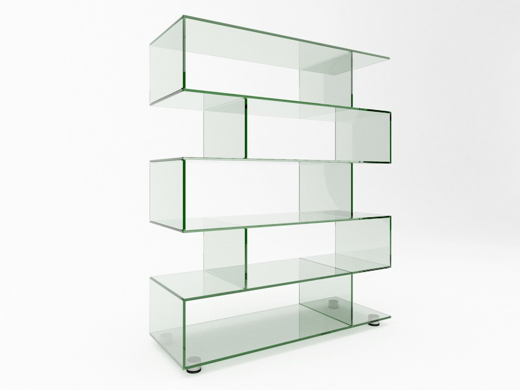 5 pieces of glass furniture that can give your office an incredible new look